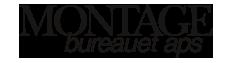 Montagebureauet ApS Logo